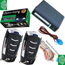automotive car central lock remote keyless entry system