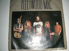 Fleetwood Mac Hold Me /Eyes Of The World  45 Picture Sleeve Warner Bros NM 1982