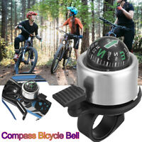22mm Bicycle Bell Mountain Aluminum Bike Bell Loud Crisp Horn Handlebar