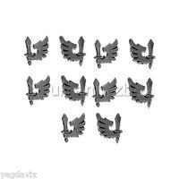RG20 PETITE ICONE x10 RAVENWING DARK ANGEL WARHAMMER 40000 BITZ W40K