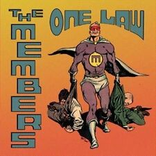 Members The One Law Hand Numbered Limited Edition Vinyl LP