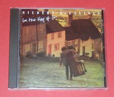 Gilbert O'Sullivan - In the key of G -- CD / Pop