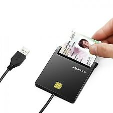 Card Reader USB Sim Common Access Adapter Military Cable Flash Memory Digital
