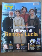 TV Sorrisi e Canzoni n°20 2002 Jennifer Lopez Paolo Villaggio A. Sandrelli [D53]