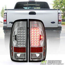 1999-2007 Ford F250 F350 Superduty 1997-2003 F150 LED Tail Lights Brake Lamps