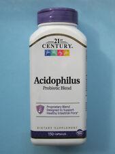 Acidophilus Probiotika Probiotic Blend 150 Capsules für eine gesunde Darmflora