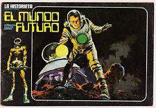 La Historieta (1975) nº: 26 MUNDO FUTURO (de 32 de la colección completa) URSUS.