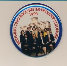 1994 Voinovich governor Hollister Lt Gov + other state offices 3