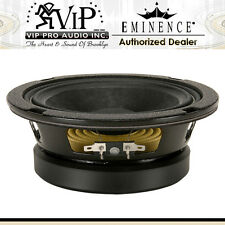 "Eminence ALPHA-6C  6"" Midbass Woofer Midrange Replacement PA Speaker 4-Ohm 200W."