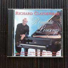 RICHARD CLAYDERMAN - ROMANTIC LOVESONGS - CD