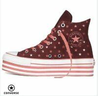 Women's Converse 'Platform Eva Hi' Trainer (546613C-628)