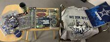 Dallas Cowboys Nfl fan apparel souvenirs Lot