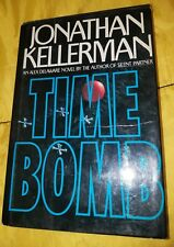 Alex Delaware: Time Bomb No.5 by Jonathan Kellerman (Hardcover with Dust Jacket)