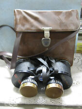 Vintage Selsi Binoculars Light Weight Fully Coated 7X35 Wide Angle 11 W/CASE