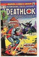 Astonishing Tales #28 (Feb. 1975, Marvel)
