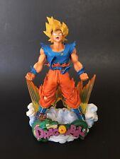 Banpresto Dragonball Z Super Master Stars Diorama MSP Figure Saiyan Goku