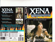 Xena Warrior Princess-Orphan of War-1995-TV Series New Zealand-[3 Episodes]-DVD