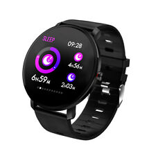 Smart Watch Orologio Intelligente BT4.0 Fitness Pedometro Orologio Sportivo R9Y9