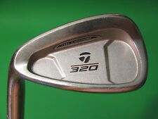 "36"" LEFT HANDED Taylor Made 320 #9 Iron. S-90 Rifle Steel Shaft."