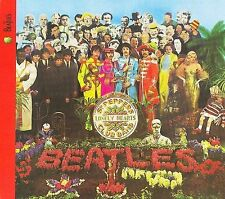 Sgt. Pepper's Lonely Hearts Club Band [Digipak] by The Beatles (CD, Sep-2009, Apple Records)