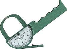 FAT CALIPER  SKIN FOLD CALIPER used to measure body fats Fitness JIMCO