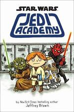 Star Wars Jedi Academy: Jedi Academy Bk. 1 by Jeffrey Brown (2013, Hardcover). C