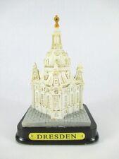 Dresden Church women model poly Inferno 10cm souvenir germany