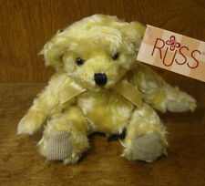 """Russ Berrie Plush #4540 COSGROVE, 7"""", NEW with tags From our Retail Store"""