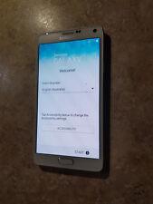 Samsung  Galaxy Note 4 SM-N910G - 32GB - Frost white Smartphone