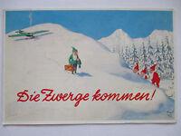 Zwerge Ausstellung Schloß Trautenfels 1993, Werbeflyer (37500)
