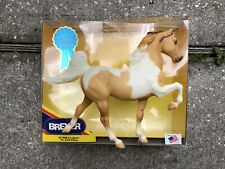 Breyer Horse #700298 A Class Act Pinto Saddlebred Five Gaiter Show Special Box