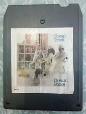 CHEAP TRICK DREAM POLICE 8 track tape TESTED FORD HOLDEN XY XW GTS