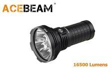 New AceBeam X45 4x Cree XHP70 P2 16500 Lumens 6500K LED Flashlight (NO battery)