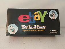 NEW eBay: The Card Game (Journeyman Press) Mint Board Bidding Buying Never open