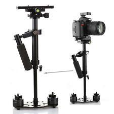 S60 Handheld Steady Stabilizer steadicam Camcorder DSLR DV Camera + Bag USA