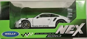 Welly 1:24 Porsche 911 GT3 RS Die Cast Model