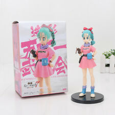 Figura DB Dragon Ball Z Bulma 18cm anime nueva new scultures figure gals OFERTA