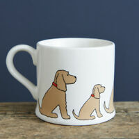 Sweet William LABRADOODLE Dog Mug | Great Gift for DOODLE Lovers | FREE P&P