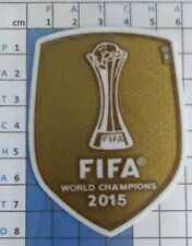 FIFA Patch badge foot World champions club les maillots du FC Barcelone 15