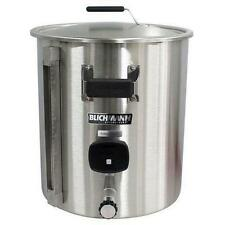 Blichmann Boilermaker G2 Brew Kettle 10 gallon with BrewVision Thermometer