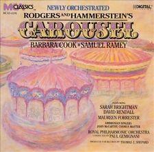 Carousel (1987 Studio Cast) Oscar Hammerstein II, Richard Rodgers, Paul Gemigna