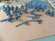 Marx Playset  USAF  soldiers and accessories