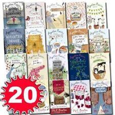 Agatha Raisin Series - M C Beaton - 20 Book Set (1 to 20 Complete Pack) [Paperba