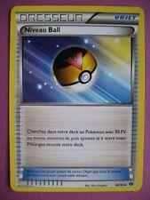 Carte Pokémon - Niveau Ball - 89/99 - Noir et blanc - Destinées Futures - 2012