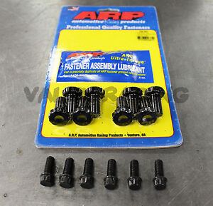 ARP Flywheel Bolts & OEM Pressure Plate Bolts For Honda/Acura B Series