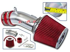 BCP RED For 2014-2016 Mazda3 Mazda6 2.5L L4 Air Intake Induction Kit +Filter