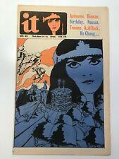 More details for international times number 42 blue & orange version october 1968