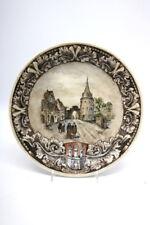 Ansichten Teller Hamburg Altes Dammtor um 1580