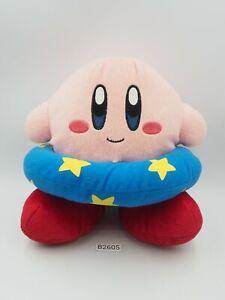 "Kirby Swim Ring B2605 Sk Japan Plush 7"" Stuffed Toy Doll Japan"