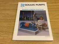 Goulds Pumps Handbook for Magnetic Drive Pumps